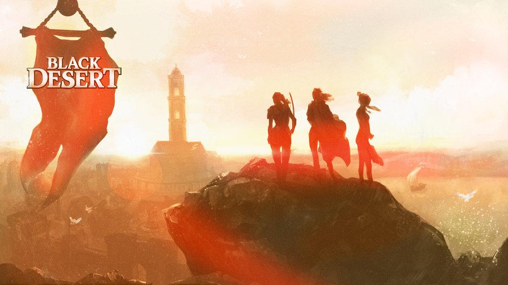Black Desert Online офіційний сайт, онлайн ігра, іграти