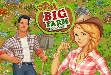 Big Farm обзор онлайн ферми, іграти безкоштовно, реєстрація