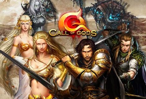 Call of Gods обзор - онлайн ігра, офіційний сайт,  реєстрація
