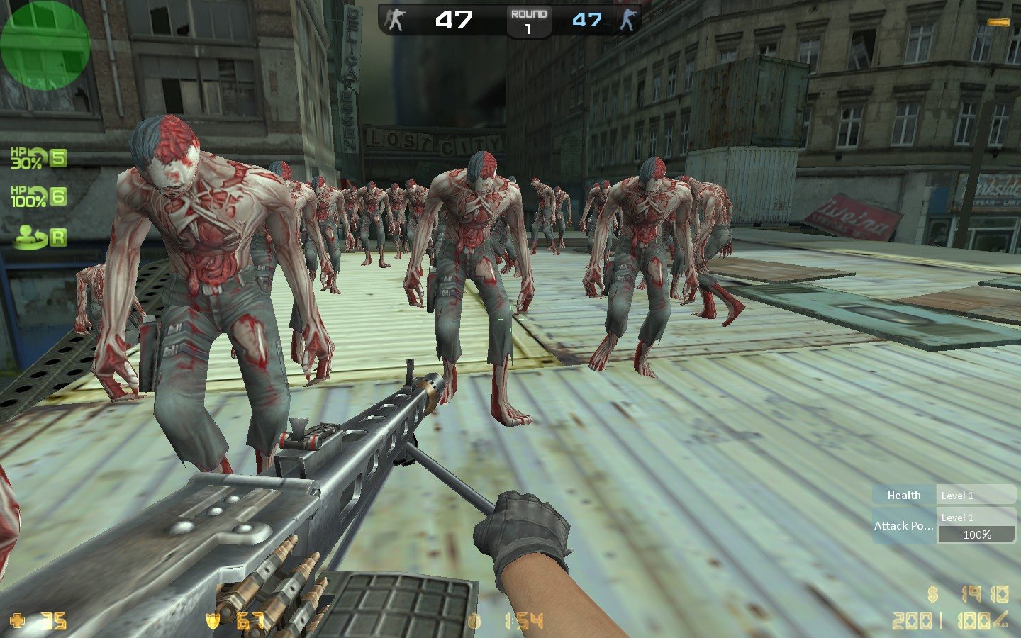 Вийшла Counter-Strike Nexon: Zombies