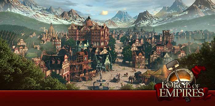 Forge of Empires обзор - іграти онлайн, реєстрація, видео