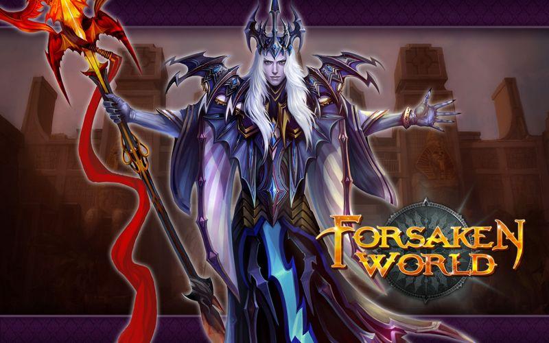Forsaken World обзор - офіційний сайт, реєстрація в ігрі, скачати