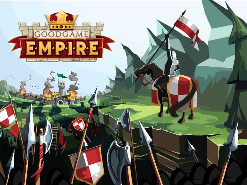 Goodgame Empire - іграти, реєстрація, обзор онлайн ігри