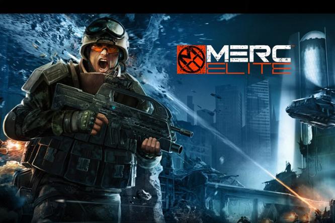 Merc Elite обзор - іграти онлайн, скачати ігру, ре...