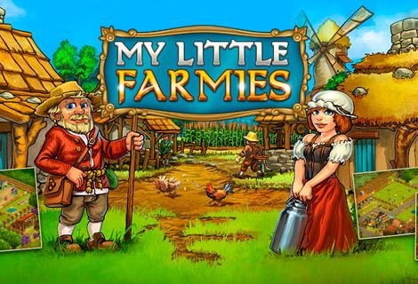 My Little Farmies обзор - онлайн ігра, іграти безкоштовно, реєстрація