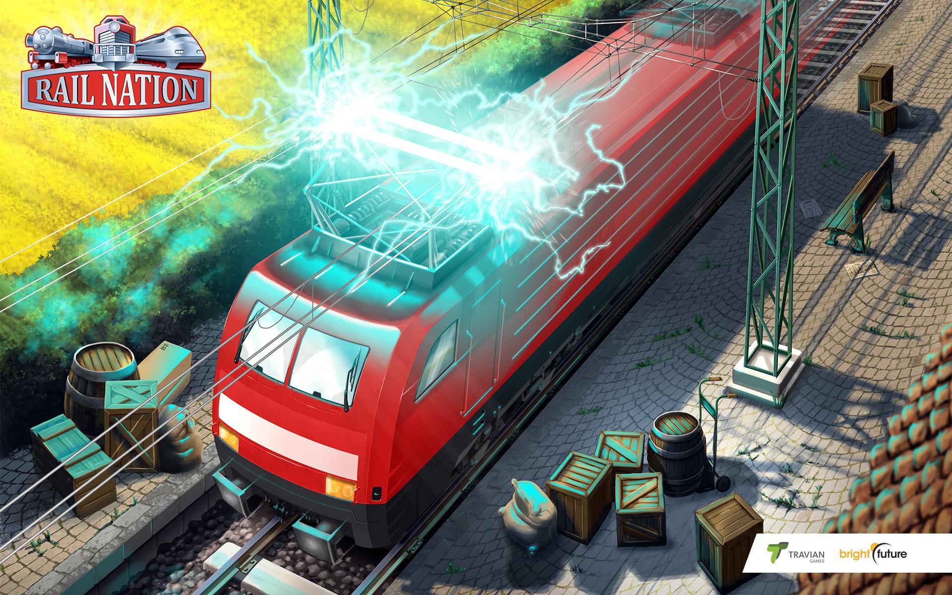 Rail Nation online обзор - онлайн ігра, іграти, реєстрація в ігрі