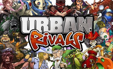 Urban Rivals online обзор - онлайн ігра, реєстрація в ігрі, іграти