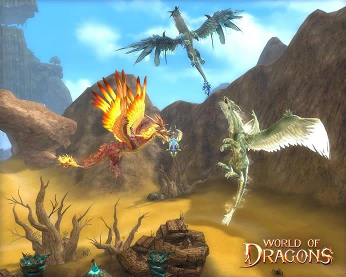 World of Dragons обзор, офіційний сайт ігри, реєстрація, грати онлайн