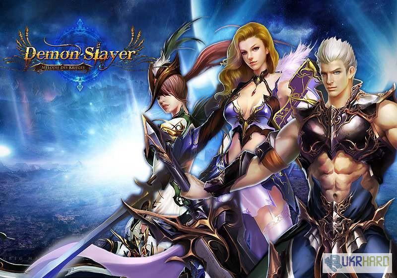 Demon Slayer обзор - онлайн ігра, офіційний сайт-,іграти, реєстрація
