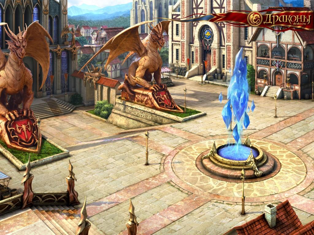 Дракони вечности обзор онлайн ігри, реєстрація, іграти