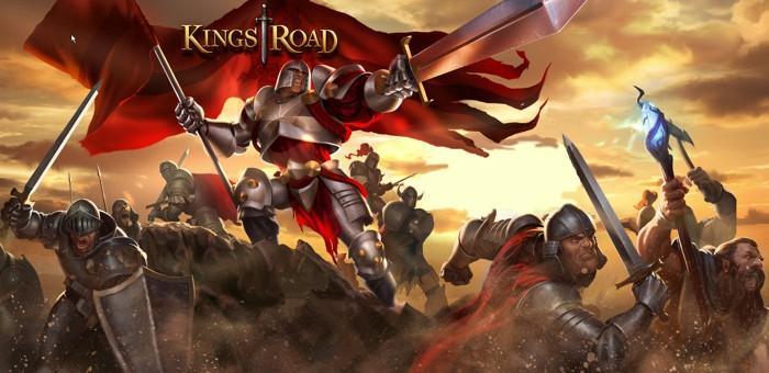 KingsRoad крутая онлайн ігра, обзор ігри, реєстрація