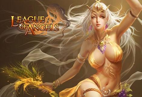 Лига Ангелов обзор онлайн ігри, іграти, реєстрація