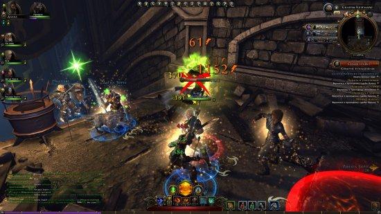 Neverwinter обзор онлайн ігри, скачати, сайт, реєстрація