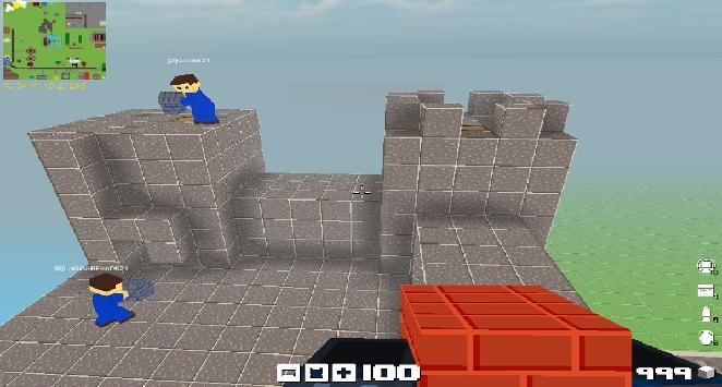 Кубічний онлайн шутер BLOCKADE 3D вийшов в сервісі Steam