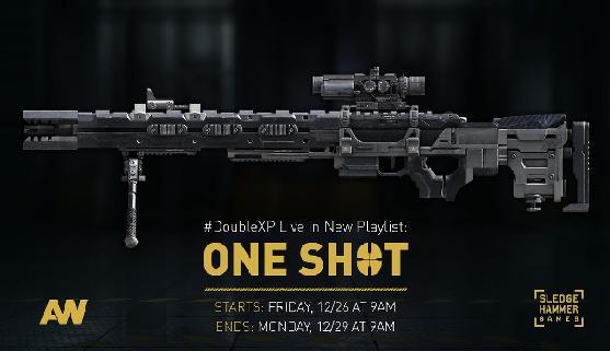 В Call of Duty: Advanced Warfare з'явився снайперський режим One Shot