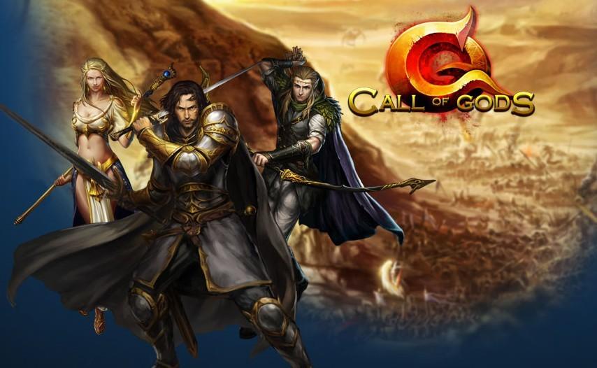 Call of Gods - оновлення в ігрі
