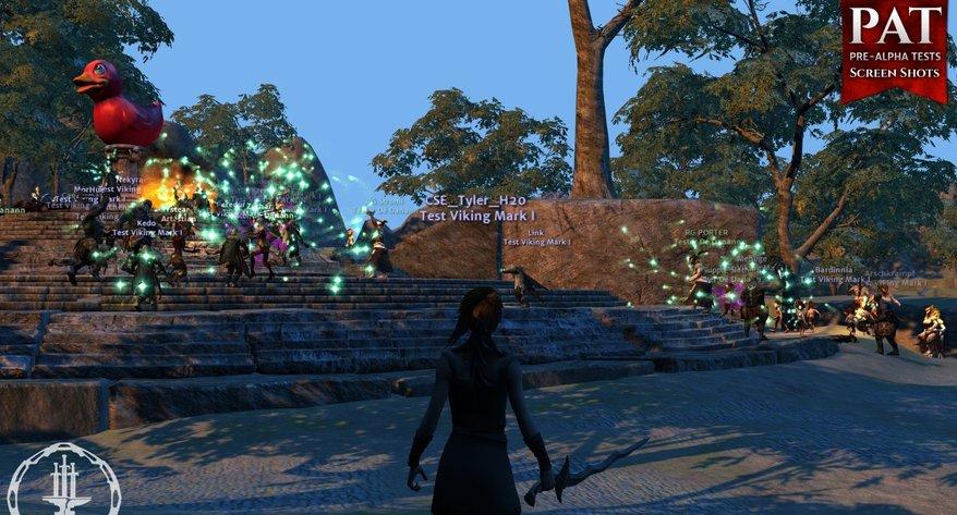 Свіжа інформація про ігру Camelot Unchained