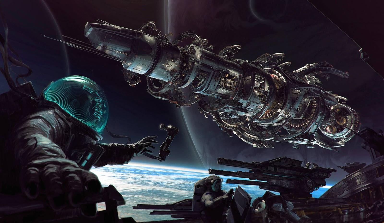 Космічний онлайн шутер Fractured Space доступний в ранньому доступі Steam
