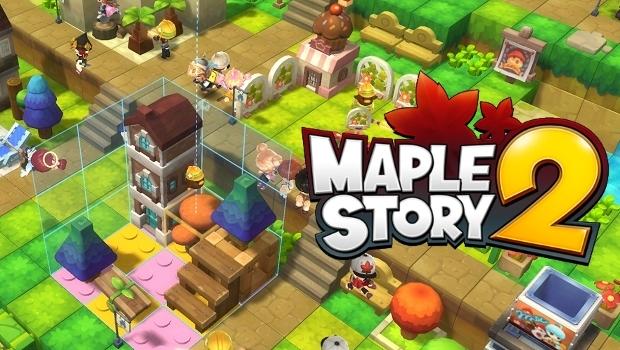 В наступному місяці почнеться закритий бета тест MapleStory 2