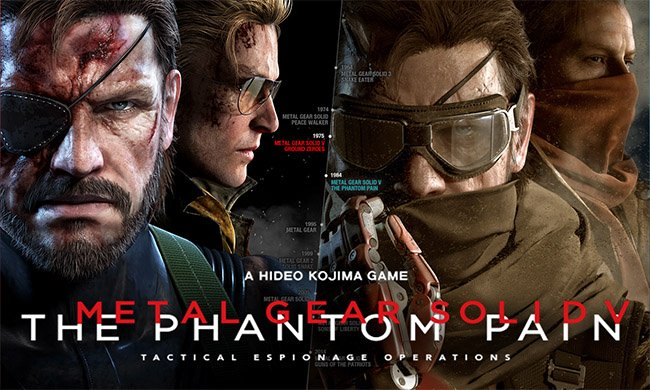 Оновлену версію Metal Gear Online Кодзіма анонсує особисто 5-го грудня