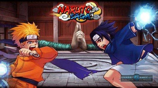 Naruto Saga - онлайн ігра, реєстрація,іграти  обзор ігри