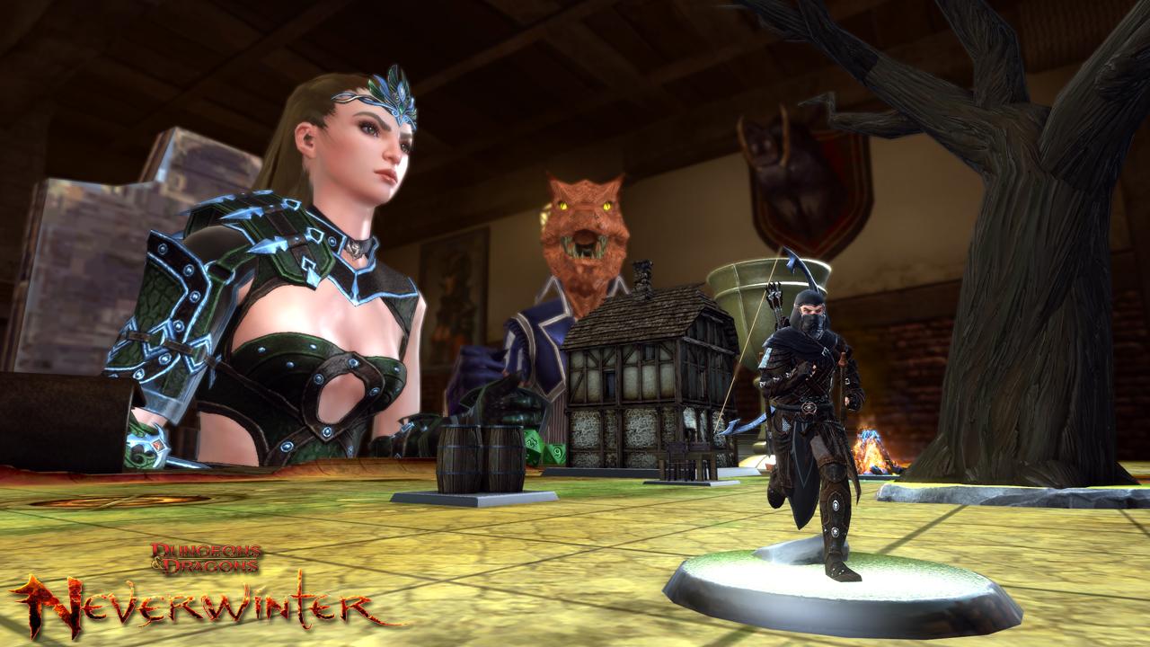 Ігра респена повернулася в мир Neverwinter Online