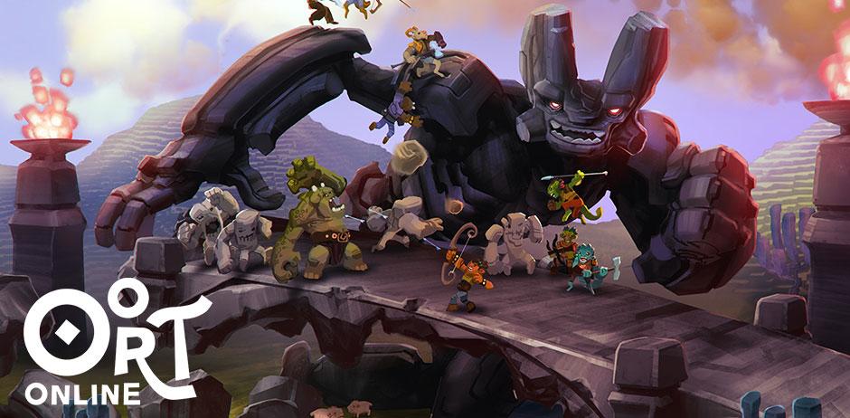 Ранній доступ Steam представляє нова ігра Oort Online