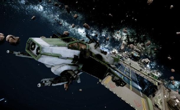 Для ігри Star Citizen в реліз вийшов модуль Arena Commander 1.0