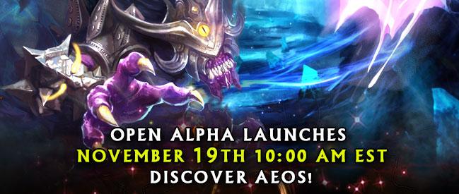 Розпочався відкритий альфа тест MMORPG ігри Stormthrone AEOS Rising