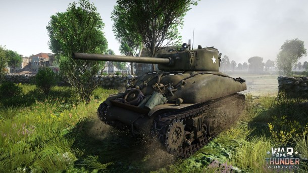 Нова техніка War Thunder