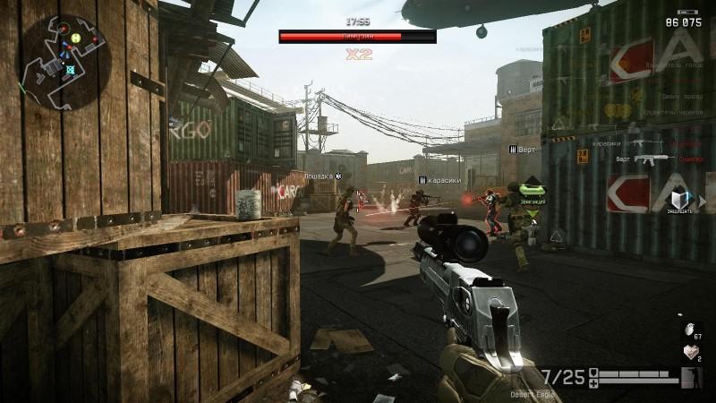 Вийшло свіже оновлення PC версії Warface і закриття Xbox 360 версії проекту