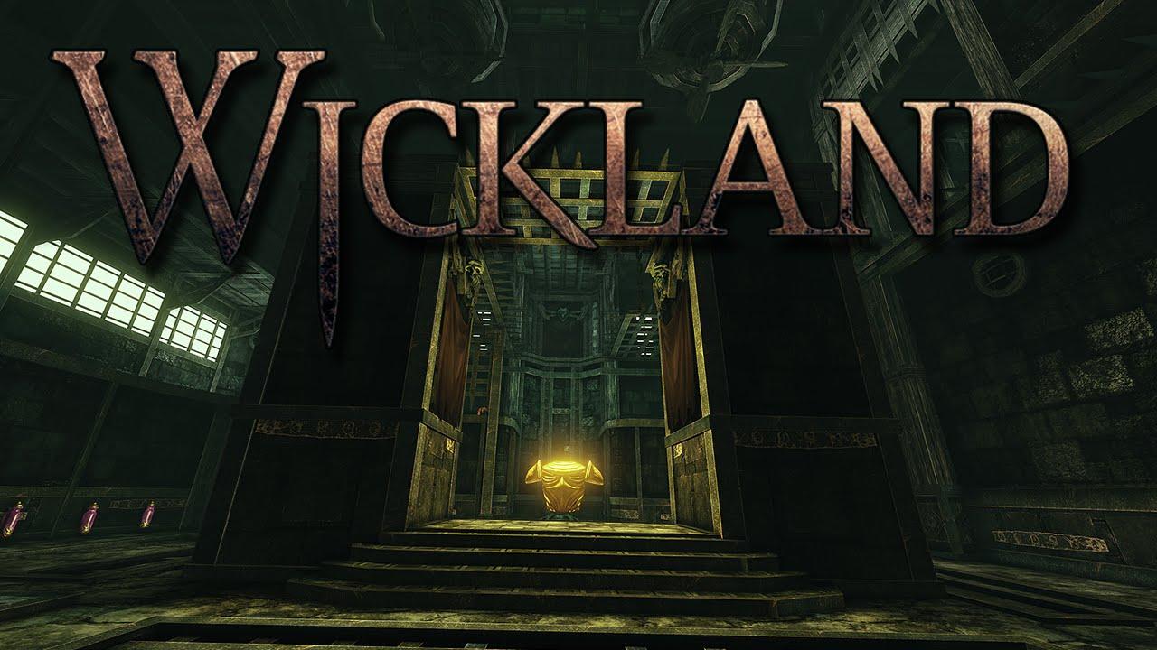 Новий Action шутер Wickland намагається продатися на ранньому доступі Steam