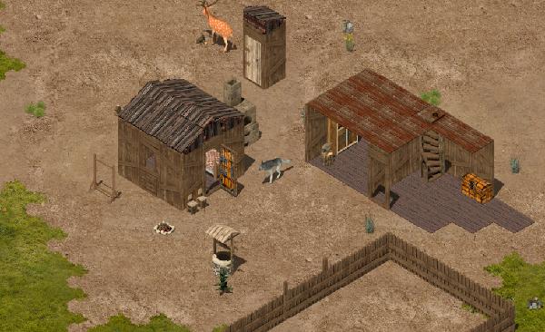 На тестуванні нова пісочниця Wild Terra Online