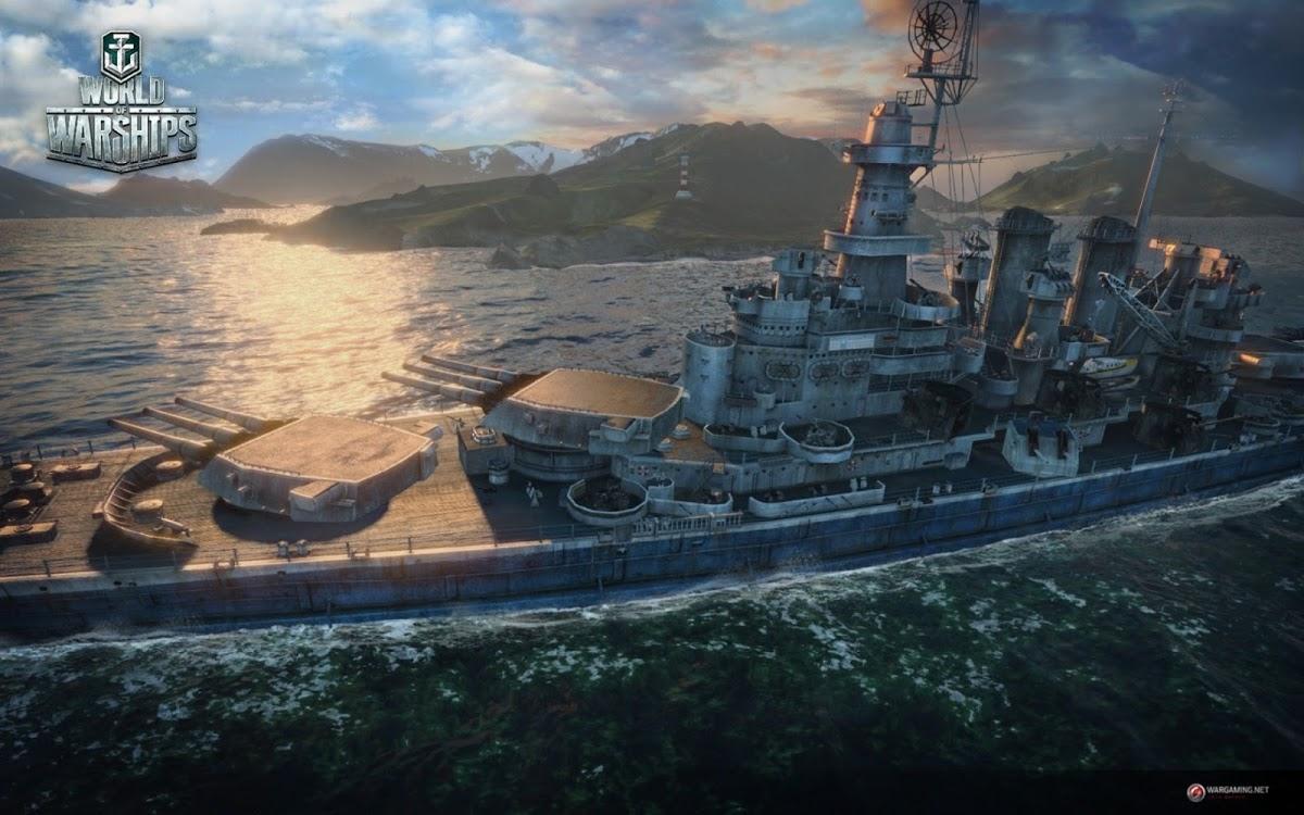 Незабаром розпочнеться перший етап тестування корабельної MMO World of Warships