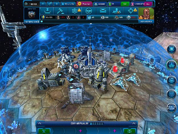 Онлайн стратегія Astro Lords тепер доступна в сервісі GameXP