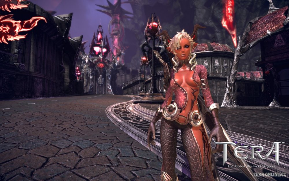 TERA: The Battle For The New World онлайн ігра, обзор, реєстрація