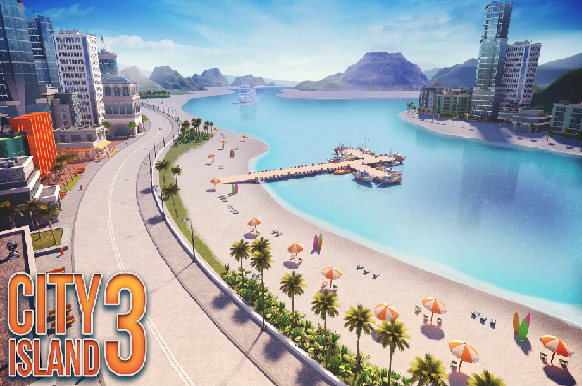 City Island 3 будівельний симулятор для андроїд