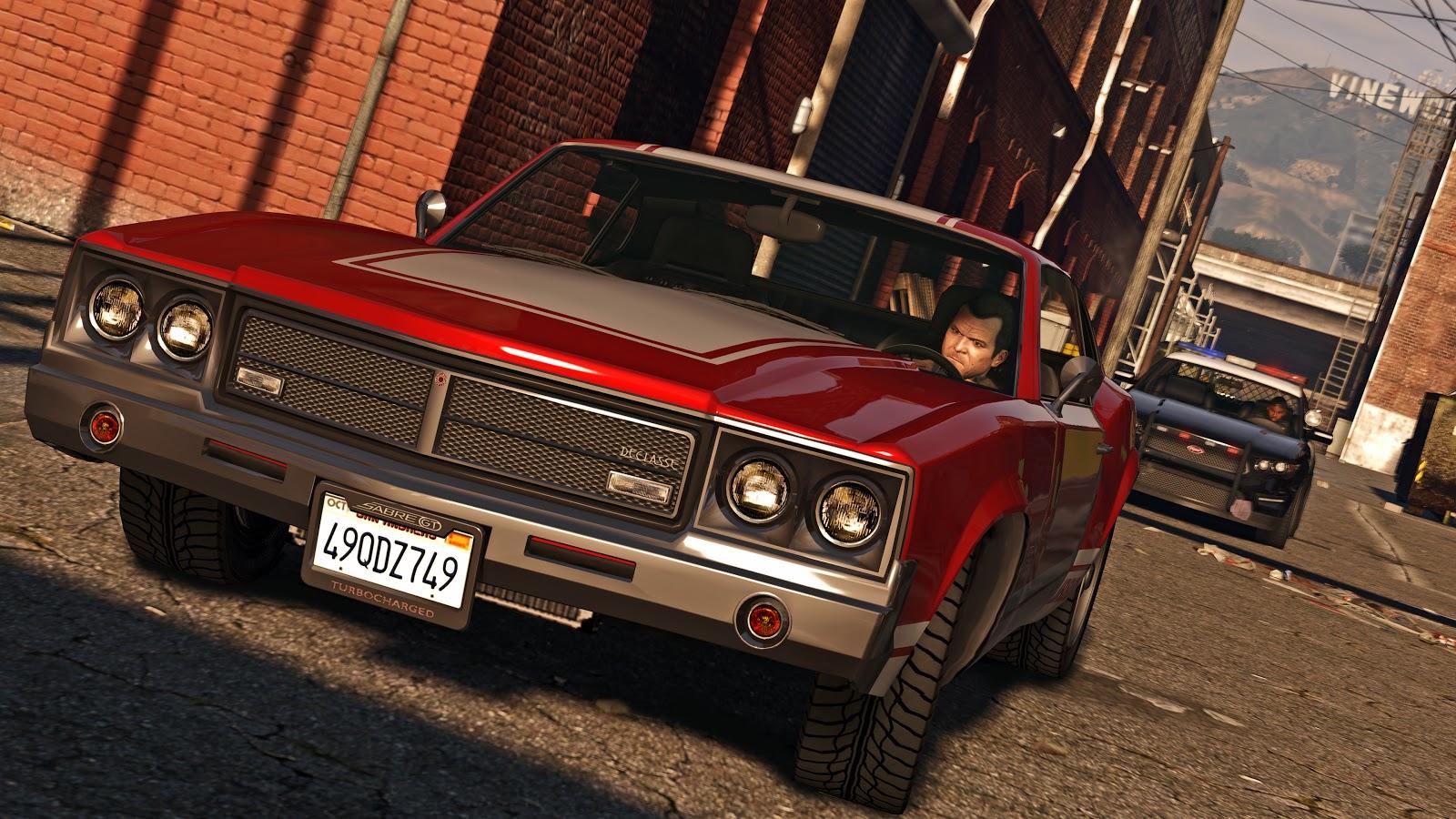 Знижені ціни в країнах СНД на Grand Theft Auto V і GTA Online