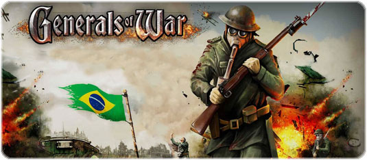 Generals of War обзор - онлайн ігра, іграти, офіці...