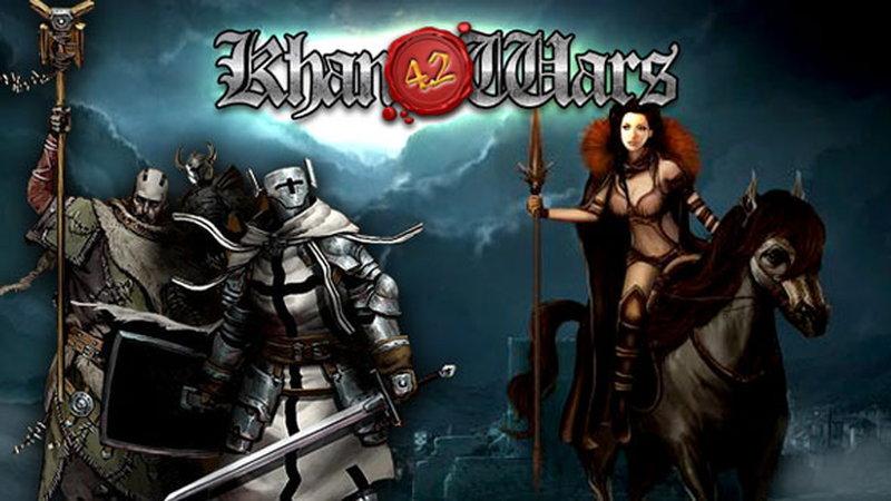 Khan Wars обзор онлайн стратегії, іграти бесплатно