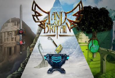 Анонс нової рольової онлайн ігри Land of Britain: Wrath of The North