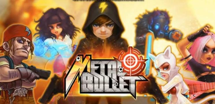 Metal Bulet обзор онлайн ігри, іграти, реєстрація