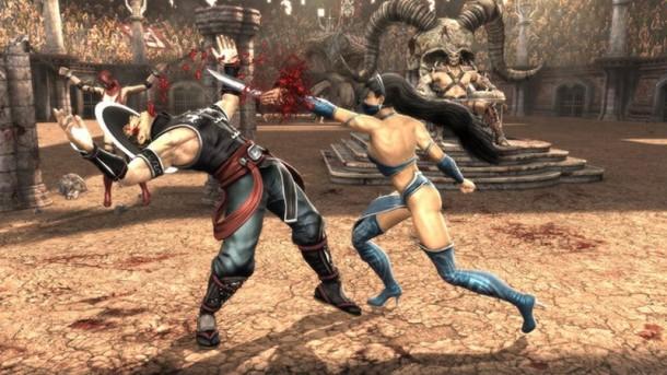 Капелюхи та віяла в новому відео Mortal Kombat X