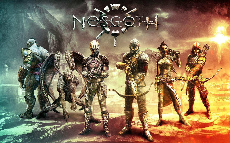 Nosgoth обзор онлайн ігри про вампірів, реєстрація
