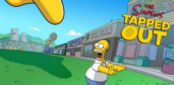 The Simpsons: Tapped Out для андроїд