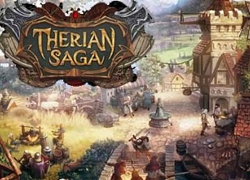 Therian Saga обзор ігри, іграти онлайн,реєстрація
