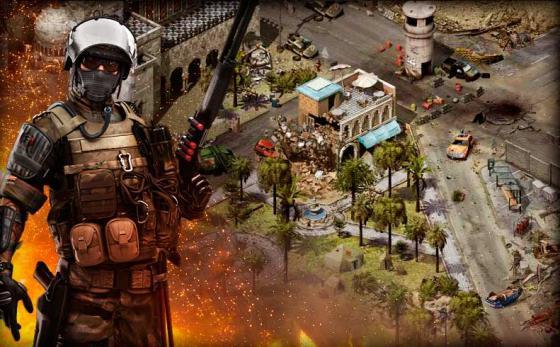 Онлайн ігра Конфликт. Искусство Войны, реєстрація