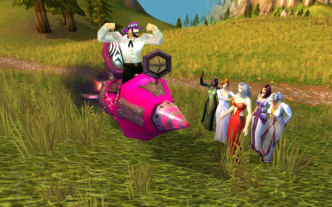 У World of Warcraft почався івент Любовна лихоманка