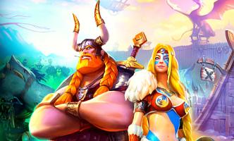 Норды Герои Севера обзор онлайн ігри, іграти